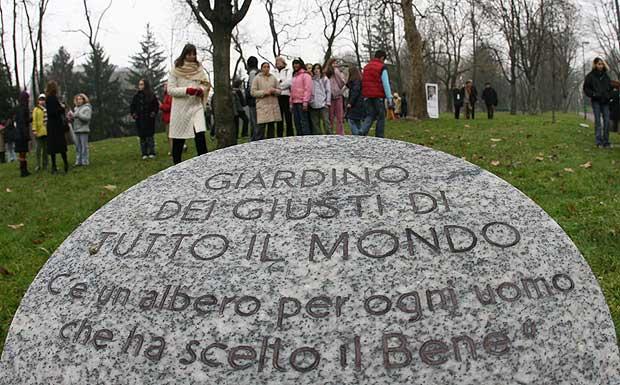 GIUSTI DELL'UMANITA'. SANTERINI: OGGI SI CELEBRA GIORNATA IN TUTTA ITALIA (DIRE)